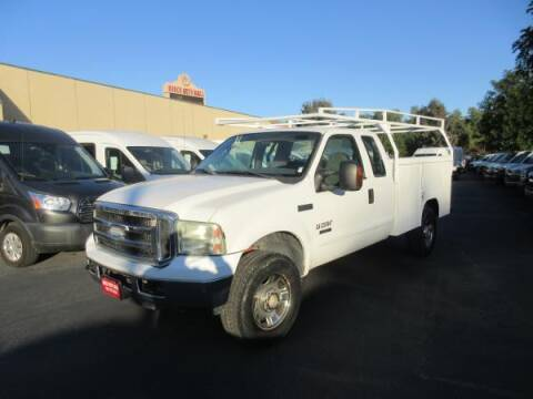 2006 Ford F-350 Super Duty for sale at Norco Truck Center in Norco CA