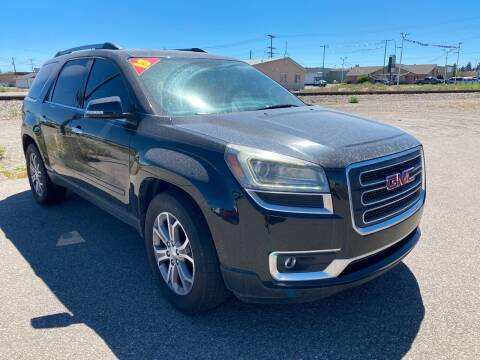 2013 GMC Acadia for sale at Top Line Auto Sales in Idaho Falls ID