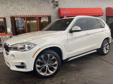 2015 BMW X5 for sale at MATRIX AUTO SALES INC in Miami FL