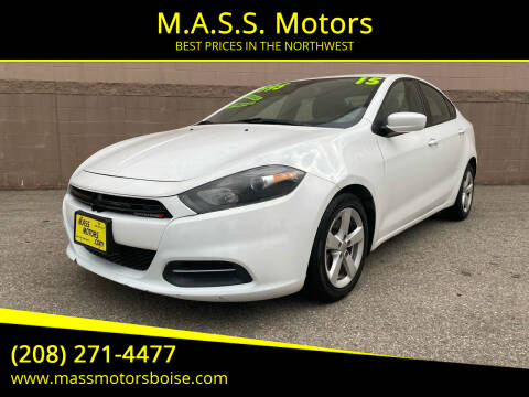2015 Dodge Dart for sale at M.A.S.S. Motors in Boise ID