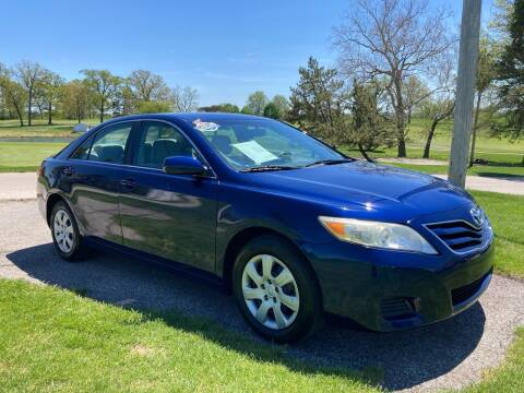 2010 Toyota Camry for sale at Good Value Cars Inc in Norristown PA