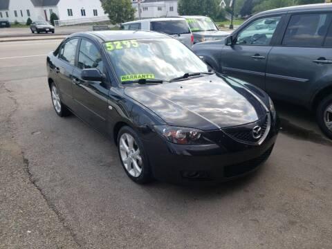 2009 Mazda MAZDA3 for sale at TC Auto Repair and Sales Inc in Abington MA