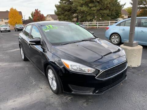 2017 Ford Focus for sale at Choice Motors of Salt Lake City in West Valley  City UT