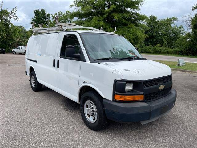 2010 Chevrolet Express Cargo for sale at The Auto Depot in Raleigh NC
