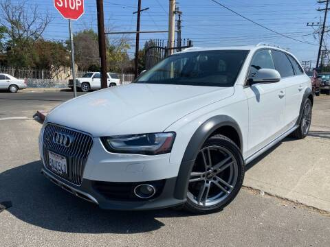 2014 Audi Allroad for sale at West Coast Motor Sports in North Hollywood CA
