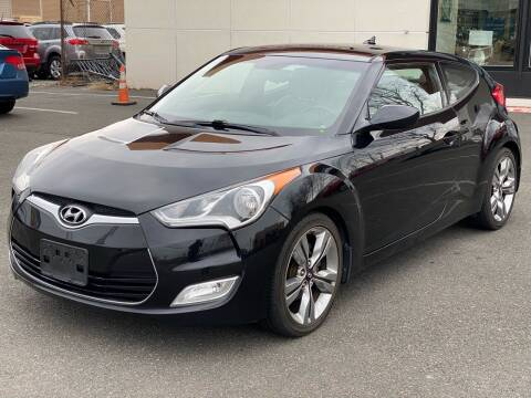 2012 Hyundai Veloster for sale at MAGIC AUTO SALES in Little Ferry NJ