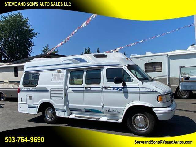 1997 Dodge Ram Van for sale at Steve & Sons Auto Sales in Happy Valley OR