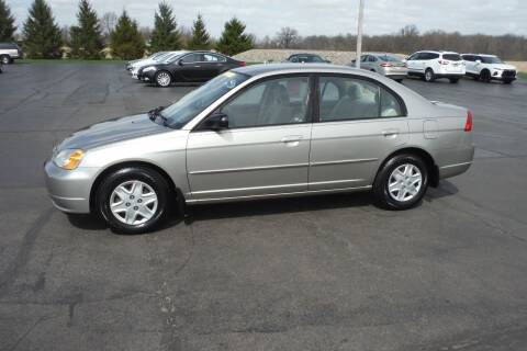 2003 Honda Civic for sale at Bryan Auto Depot in Bryan OH