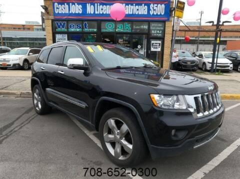 2011 Jeep Grand Cherokee for sale at West Oak in Chicago IL