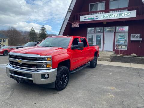 2019 Chevrolet Silverado 2500HD for sale at Pop's Automotive in Homer NY