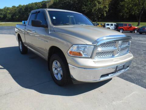 2011 RAM Ram Pickup 1500 for sale at Maczuk Automotive Group in Hermann MO