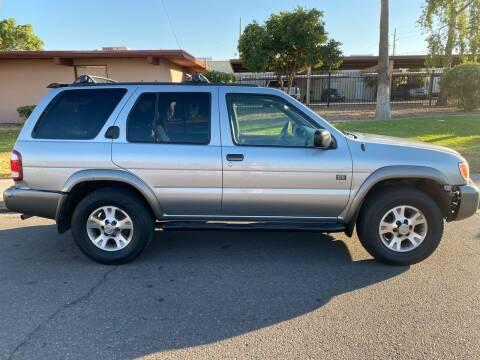 1999 Nissan Pathfinder for sale at Premier Motors AZ in Phoenix AZ