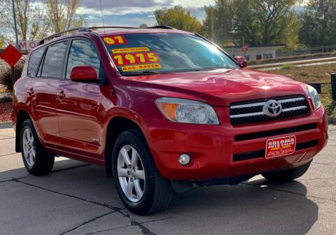 2007 Toyota RAV4 for sale at SOLOMA AUTO SALES in Grand Island NE
