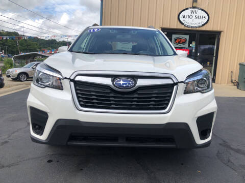 2019 Subaru Forester for sale at W V Auto & Powersports Sales in Charleston WV