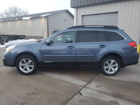 2013 Subaru Outback for sale at Dakota Auto Inc. in Dakota City NE