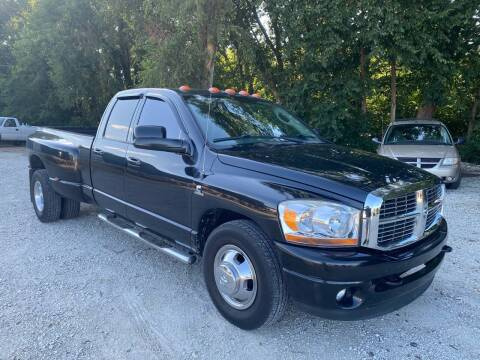 2006 Dodge Ram Pickup 3500 for sale at Kansas Car Finder in Valley Falls KS