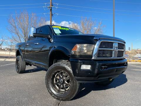 2012 RAM Ram Pickup 2500 for sale at UNITED Automotive in Denver CO