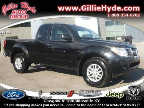 2014 Nissan Frontier for sale at Gillie Hyde Auto Group in Glasgow KY