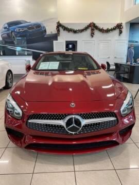 2018 Mercedes-Benz SL-Class for sale at Classic Car Deals in Cadillac MI