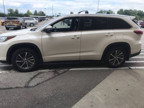 2018 Toyota Highlander for sale at Renaissance Auto Network in Warrensville Heights OH