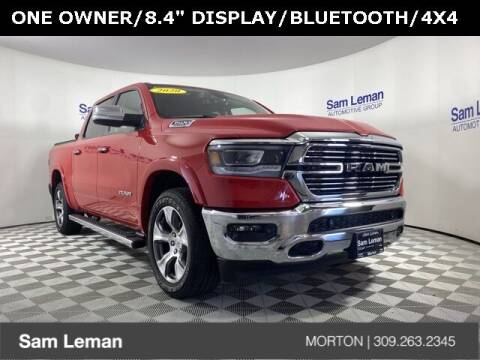 2020 RAM Ram Pickup 1500 for sale at Sam Leman CDJRF Morton in Morton IL
