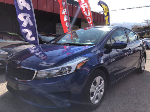 2017 Kia Forte for sale at Duke City Auto LLC in Gallup NM
