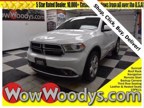 2015 Dodge Durango for sale at WOODY'S AUTOMOTIVE GROUP in Chillicothe MO