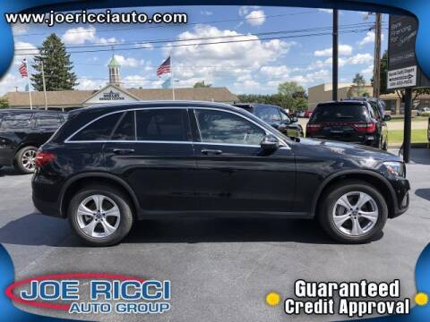 2017 Mercedes-Benz GLC for sale at Mr Intellectual Cars in Shelby Township MI