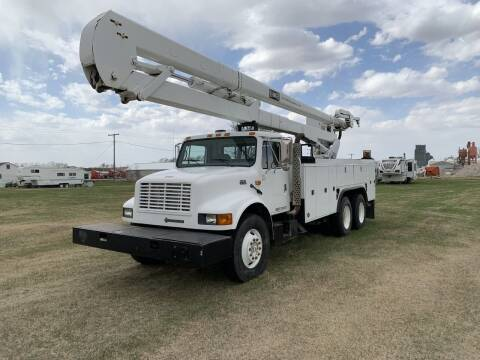 2001 International 4900 for sale at HALVORSON AUTO in Cooperstown ND