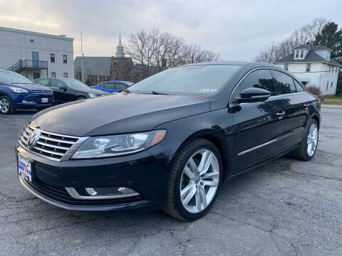 2013 Volkswagen CC for sale at 1NCE DRIVEN in Easton PA