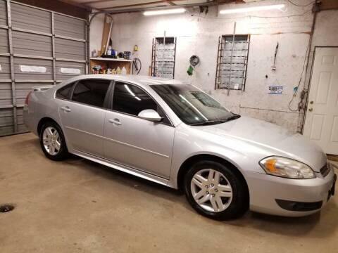 2011 Chevrolet Impala for sale at Aaron's Auto Sales in Poplar Bluff MO