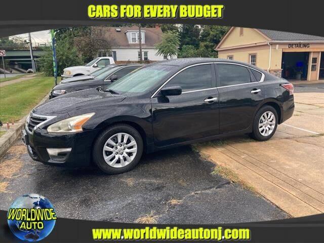 2014 Nissan Altima for sale at Worldwide Auto in Hamilton NJ