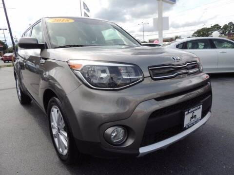 2018 Kia Soul for sale at Auto Finance of Raleigh in Raleigh NC