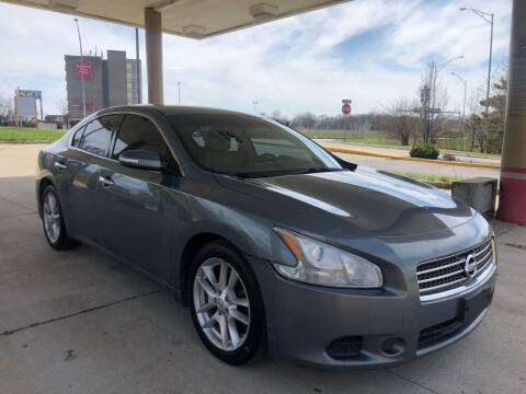 2009 Nissan Maxima for sale at Xtreme Auto Mart LLC in Kansas City MO