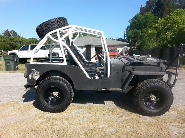 1946 Willys Jeep for sale in Hobart, IN