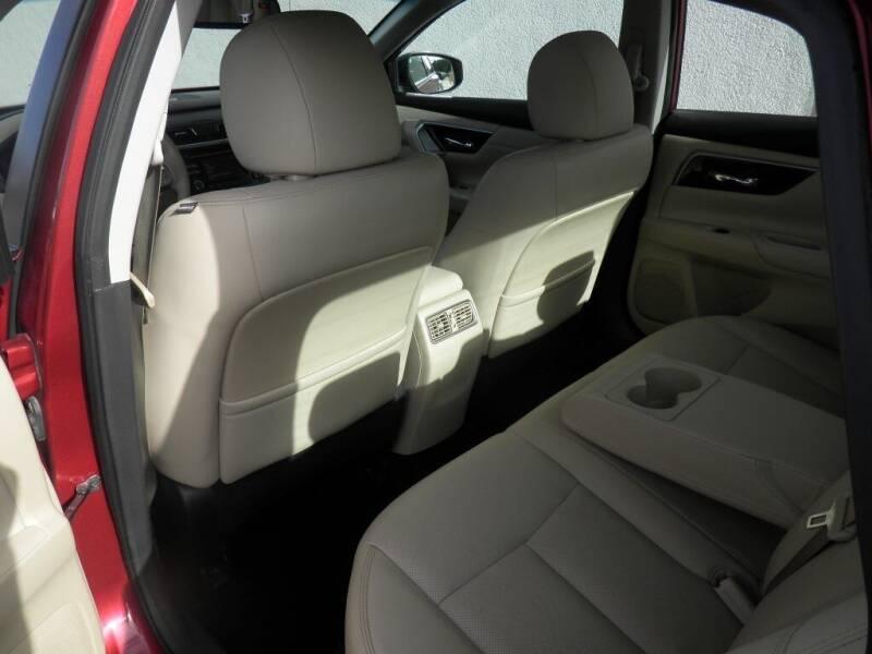 2015 Nissan Altima 2.5 SL 4dr Sedan - Aitkin MN
