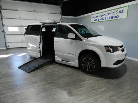 2018 Dodge Grand Caravan for sale at ALL MOBILITY STORE in Delmar MD