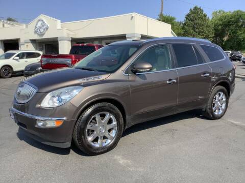 2010 Buick Enclave for sale at Beutler Auto Sales in Clearfield UT