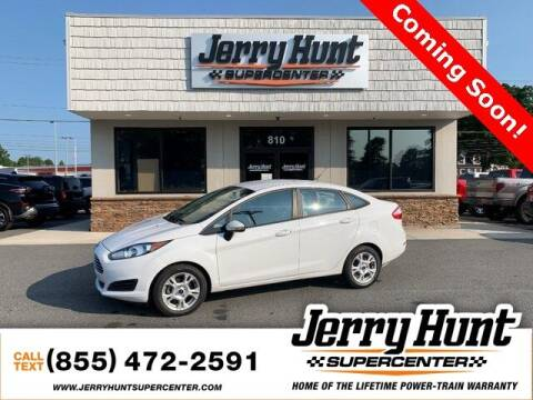 2015 Ford Fiesta for sale at Jerry Hunt Supercenter in Lexington NC