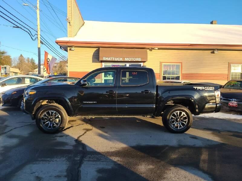 2020 Toyota Tacoma for sale at Shattuck Motors in Newport VT