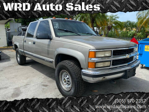 2000 Chevrolet C/K 2500 Series for sale at WRD Auto Sales in Hollywood FL