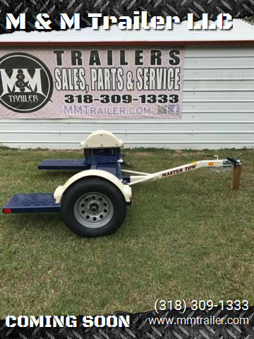 2021 Master Tow Tow Dolly for sale at M & M Trailer LLC - Car Dolly in Shreveport LA