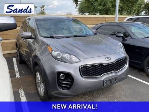 2018 Kia Sportage for sale at Sands Chevrolet in Surprise AZ