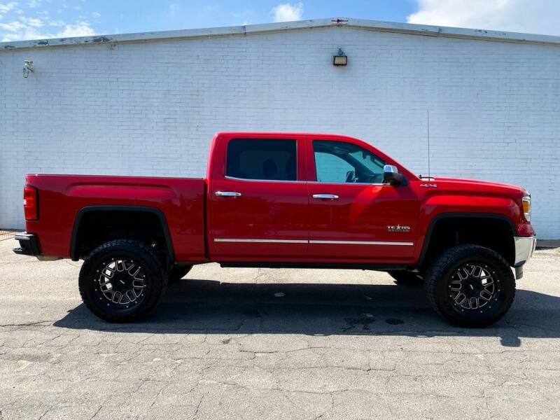 2015 GMC Sierra 1500 for sale at Smart Chevrolet in Madison NC
