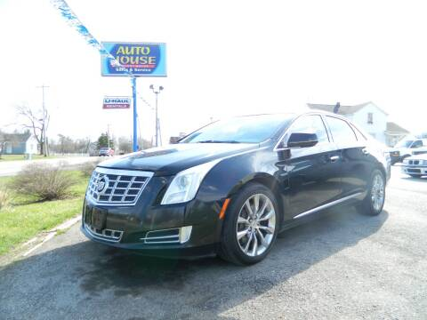 2015 Cadillac XTS for sale at Auto House Of Fort Wayne in Fort Wayne IN