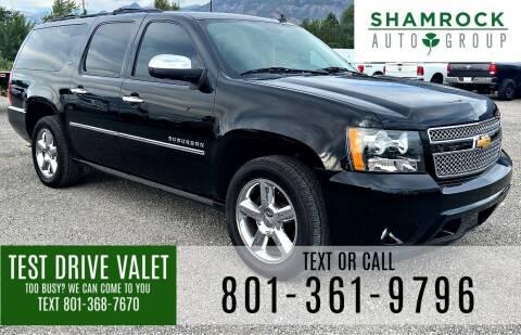 2014 Chevrolet Suburban for sale at Shamrock Group LLC #1 in Pleasant Grove UT