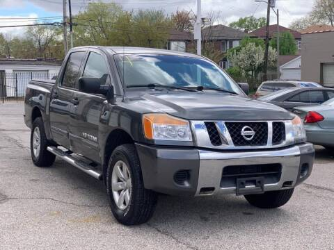 2009 Nissan Titan for sale at IMPORT Motors in Saint Louis MO