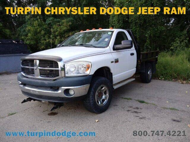 2008 Dodge Ram Pickup 2500 for sale at Turpin Dodge Chrysler Jeep Ram in Dubuque IA