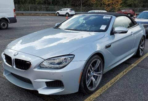2012 BMW M6 for sale at Godspeed Motors in Charlotte NC