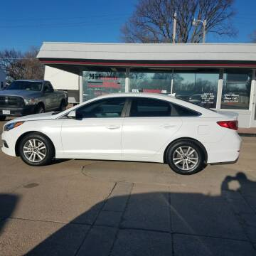 2015 Hyundai Sonata for sale at Midtown Motors in North Platte NE